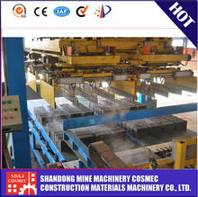 full automatic clay brick production line / clay brick making line