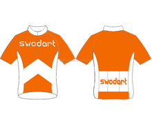 SWODART wholesale Philippines womens sublimation custom bicycle jerseys with cheap price