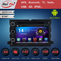 HuiFei Android car stereo DVD car Navigation for 2005-2009 Ford Mustang