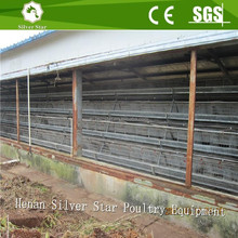 Poultry battery cage for Nigeria farm/Chicken Layer Cages In South Africa/Poultry Farm House Design