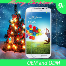 New Arrival 2015 9H explosion-proof 0.33mm 2.5D Screen Protector for Samsung S6