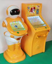 Vending machine arcade robot pinball machine on hot sale