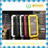 metal waterproof case for iphone 5s 3d phone case
