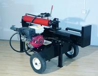 2015 hot selling 22 ton Vertical or Horizontal CE gasoline engine log splitter