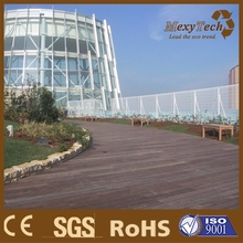 Heat-Resistent, WPC Composite Decking, Widely Used for Outdoor Project