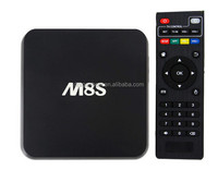 New Upgrade Version M8S Tv Box M8S Tv Box Android 4.4 Google Amlogic S812 Full Hd 1080P Quad Core 2Gb/8Gb Kodi 14.2 Tv Box