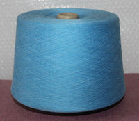 Top Dyed Cotton Viscose Ring Spun Yarn For Knitting (Many Colors)