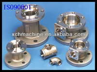 Aluminium cnc turning assembly drawing mechanical parts machining