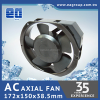 HIGH AIRFLOW 230v 172mmx150mmx38mm industrial AC axial FAN