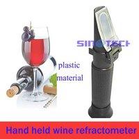 wine refractometer 0-80% W/W alcohol tester P-RHW-80ATC