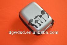 2013 Silver&Maroon 5 Cover EVA Camera Case