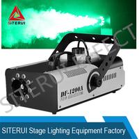 Dj power fog machine 1200W LED stage smoke machine