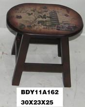 Old style European cheap wood chair