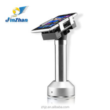 Anti Lost no charger no alarm mobile display holder metal mobile phone dispaly holder smart stand for cell phone