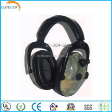 Electronic Ear Muff for Shooting