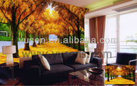 Since 2002 Factory Direct Sell Photo quality wallpaper printing