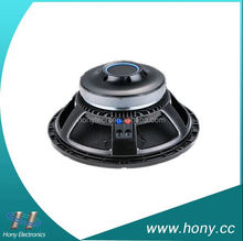 "18"" powered subwoofer speaker pro speakers"