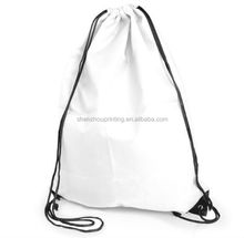 Global Certificated Organic Cotton Bag,cotton shopping bag,Cotton Canvas Drawstring Backpack