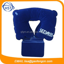 Top quality best sale made in China ningbo cixi manufacturer folding travel neck pillow