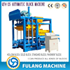 JQ500 mixer hydraulic best price for concrete blocks QTF4-25