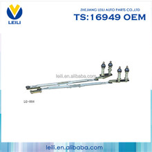 Car thickness rubber frame aero wiper linkage, high quality wiper linkage, professional wiper linkage
