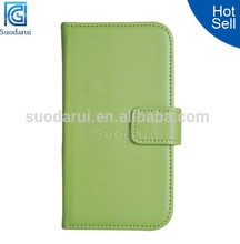 In Stock Book Style Side Flip Leather Case Cover For Alcatel Pop C2 OT-4032x