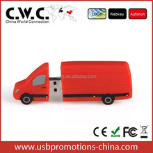 truck shape usb pen drive wholesale in china