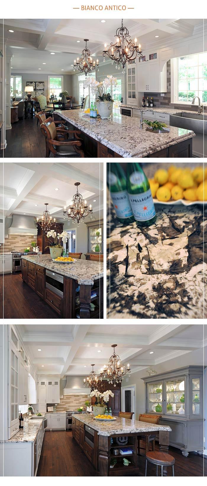 Küchenarbeitsplatte In Granit
