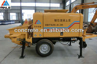 Hot machine cement grout pump trailer for hot sale