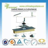 Solar panel mounting for asphalt shingle roof,solar mounting system,solar panel mounting brackets