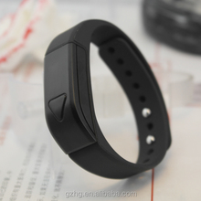 2015 Newest smart wristband calorie burnings record, smart band for fitness, wristband calories pedometer