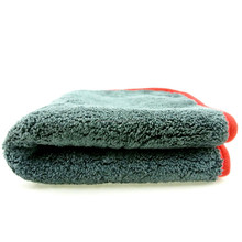 "Super Soft Deluxe Car Buffing Polishing Plush Microfiber Towel 1000gsm 16""x16"""