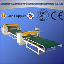 spring promotion of sticking machine with dust cleaning system