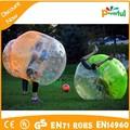Fábrica preço louco e durável plástico bolha bola/bola inflável para carros/banho de bola bolha