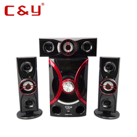 2015 professional powered subwoofer active dj home speaker CY A21