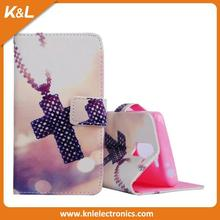 folio buckle case Cell phone case super slim case for iphone pu leather casecase for LG L BELLO with low price