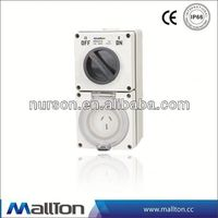 CE certificate light switch with led backlight
