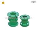 el tipo de brida junta de dilatación tubería de pvc para la instalación de tuberías