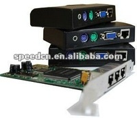 HZONE China ncomputing box thin client X300 with PCI slot Card
