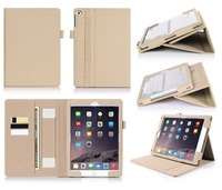 Wholesale Products Wallet Fancy Tablet Shockproof Case For iPad Air 2