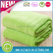2015 hot sell textured coral fleece blanket
