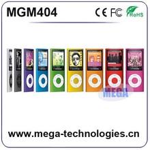 Venta al por mayor a granel mp3 mp4 jugadores mejor precio mp3 mp4 reproductor digital manual