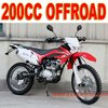 Off Road 200cc Motorcycle