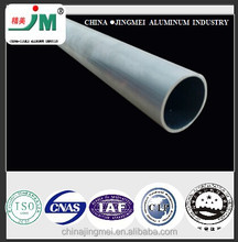 6061/6063/6082 T6/T8/T651 high precision aluminum tube/pipe factory sell