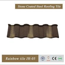 zinc corrugated sheet plastic ridge tiles roof tile factory