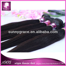 la reina productos para el cabello virgen peruana armadura del pelo en la venta caliente con doble dibujado