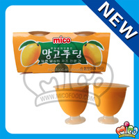 Mico top quality mango pudding(126g)