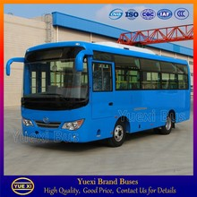 Fully Forward Control Mini Passenger Bus for Sale