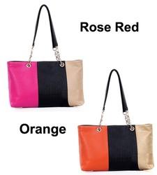 2015 latest Women's Hobo PU Leather Handbag Tote Bag Shoulder Bag