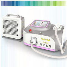 Professional rio salon laser scanning hair remover system